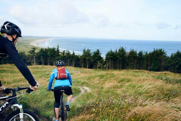 Attraktive Mountainbike-Routen und Sportevents in Nordjütland