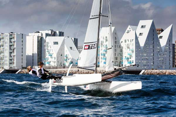 Segelsport-Elite zu Gast in Aarhus