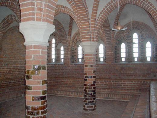 Fotos und Infos Lügumkloster in Dänemark