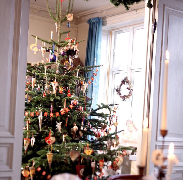 Dänemark: Ein ganzes Land im rot-weißen Weihnachtsfieber
