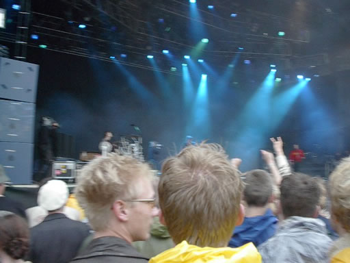 Fotos Midtfyns Festival 2002 Teil 1 – 3