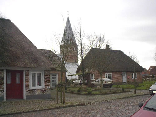 Fotos Møgeltønder / Dänemark – Schloß Schackenborg