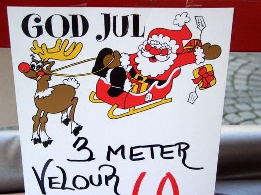 Fotos Tondern Dänemark Weihnachten 2005
