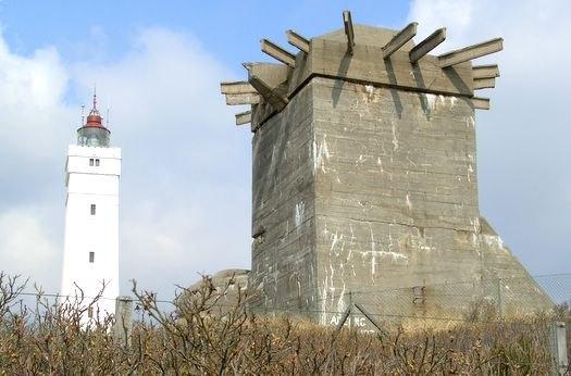 Fotos aus Blavand in Dänemark 2006