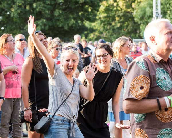 Wie im Märchen: Hans Christian Andersen Festival auf der Insel Fyn