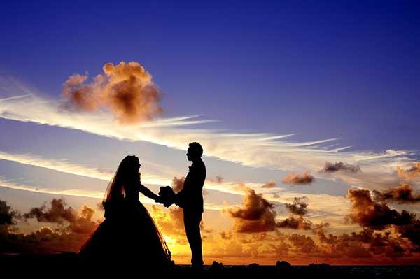 Einzigartige Hochzeitskarten