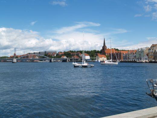 Flensfjord Sønderborg Dänemark – Fotogalerie
