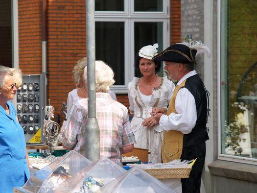Historische Markttage in Tønder Dänemark – 2006
