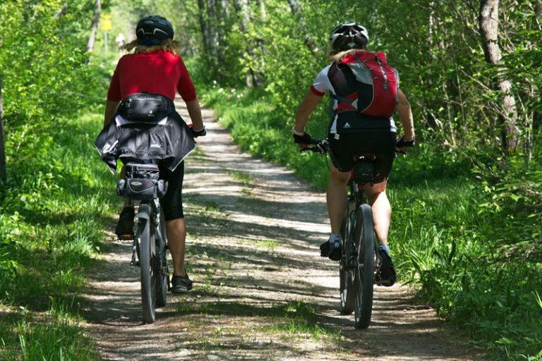 Bikepacking wird immer beliebter