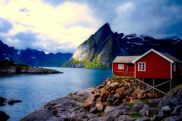 Kreuzfahrt durch Nordeuropa – Die Natur Skandinaviens genießen