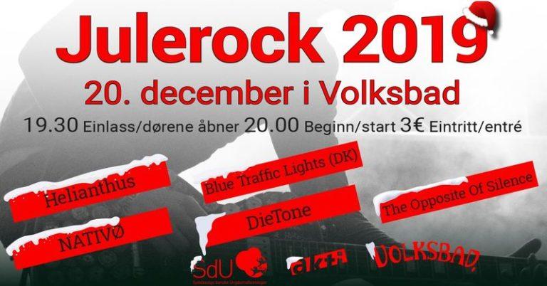 Julerock in Flensborg